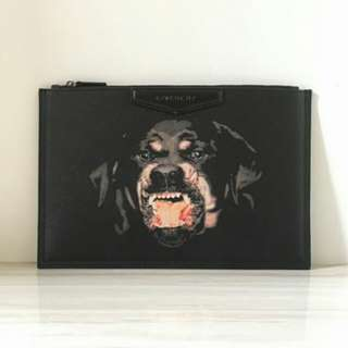GIVENCHY PITBULL POUCH
