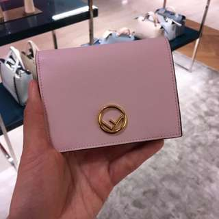 Fendi mini wallet 短銀包