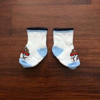 Assorted Baby Socks - Blue