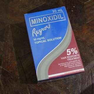 Minoxidil Regroe