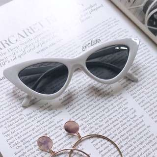 INSTOCK 9 Colours Lolita Cat Eye Sunglasses