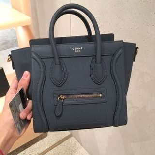 Celine nano luggage 代購