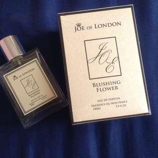 JOE OF LONDON PERFUME