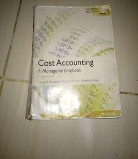 Buku Cost Accounting