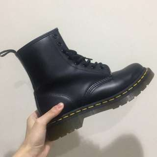 Dr.martens 1460 smooth 馬汀 硬皮 八孔