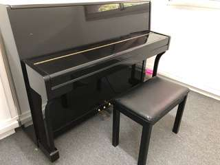 Hermann piano for sale!