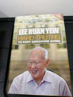 Hard truth to keep Singapore going