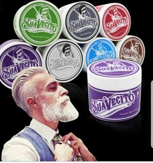 Colour pomade