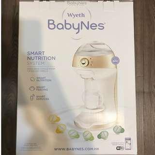 (全新) BabyNes®奶粉沖調機 惠氏沖奶機 奶粉機 Luxury BabyNes milk machine