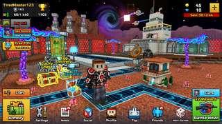 Pixal gun 3D account