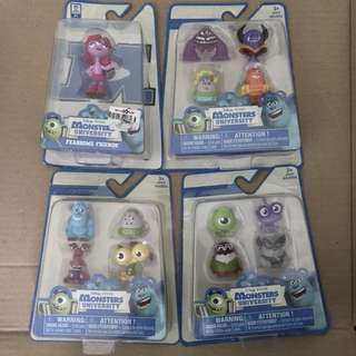 Disney Pixar Monsters University Monster Inc