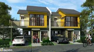 Single Attached House and Lot in Consolacion Cebu
