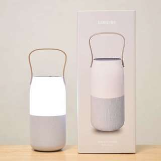 Samsung Bottle Design Bluetooth Speaker