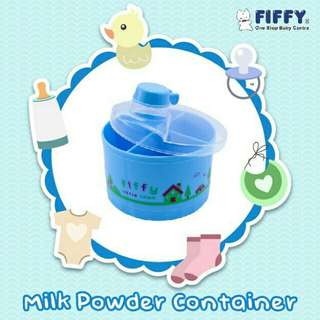 Fiffy Milo Powder Contained