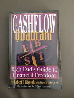 Cashflow Quadrant By Robert T Kiyosaki with Sharon L Lechter