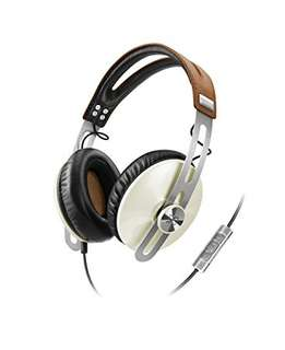 Momentum 1.0 (Ivory) Over Ear Stereo Headphones