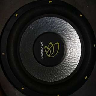 Nt Power 12DD Subwoofer
