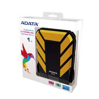 ADATA External hard drive | 1TB 2TB  HD710 Pro (IP68 Dust. Water. Shock Proof)