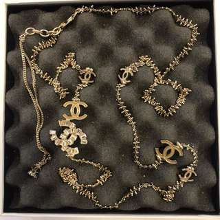 Brand new Chanel long necklace