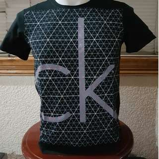 CK and Armani Clothes
