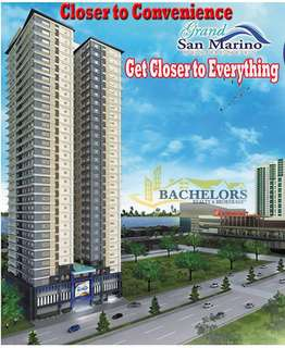 Grand San Marino Residences North Reclamation Cebu