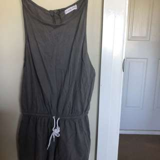 The bare road playsuit