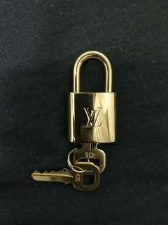 Louis Vuitton PadLock [AUTHENTIC]