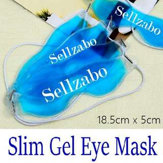 Relaxing Tired Sleeping Refreshing Blue Eyes Gel Masks With Sellzabo Cold Warming Care