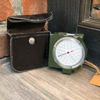 86's Chinese Army Military Survival Compass