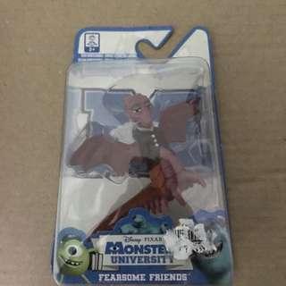 Disney Pixar Monsters University Dean Hardscrabble