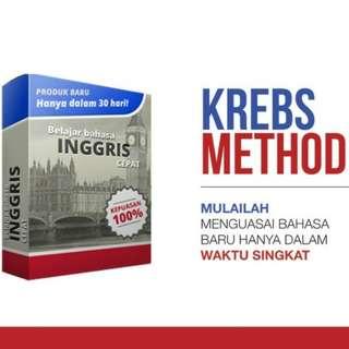 Belajar Bahasa Inggris Dengan Metode Krebs