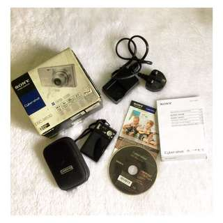 Sony Digital Camera Complete Accesories