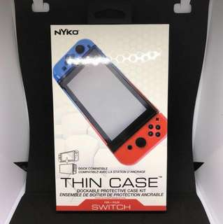 Nyko Thin Case Neon for Nintendo Switch