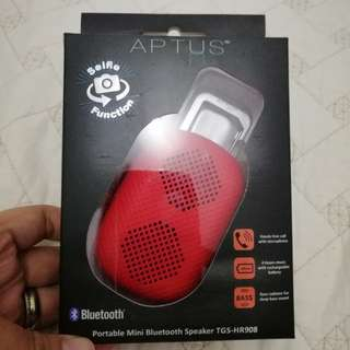 Aptus Portable Mini Bluetooth Speaker