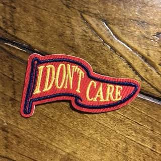 Sew on / Iron On Patch