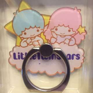 Sanrio little twins star 電話扣