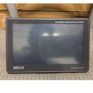 Holux GPSmile-6210 Car Navigation System