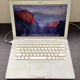 White Macbook (Mid-2009)