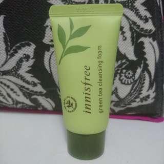 Innisfree Green Tea Cleansing Foam (30ml)