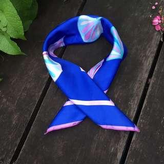 Mini scarf / scarf / neckscarf / bandana