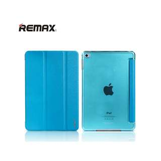 Remax Jane Series Standable Case for iPad mini 1 2 3 Blue