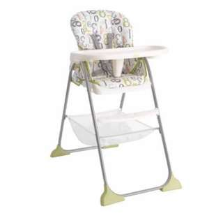 ‼️Special offer‼️High Chair Joie Mimzy
