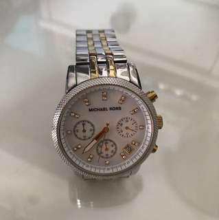 Authentic Michael Kirsty watch