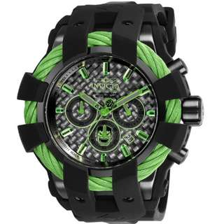 Invicta Marvel Hulk 變型俠醫 全球限量版 300隻 美國品牌 MADE IN SWISS with Japan movement 100% NEW 全新 未開封