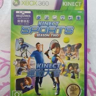 Xbox 360 Kinect Game - Kinect Sports Season 2