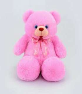 100% Original Blue Magic Pink Teddy Bear  for sale💕💞