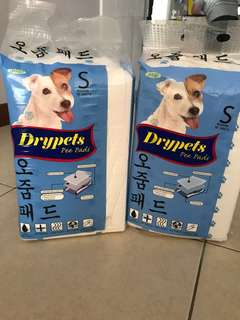 Drypets Pee pads