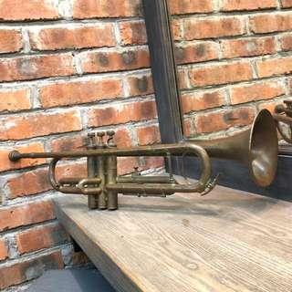 Vintage / OLD LIGNATONE Brass Trumpet