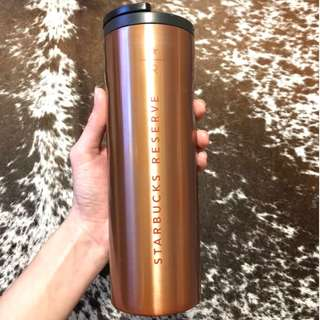 STARBUCKS RESERVED Tumbler