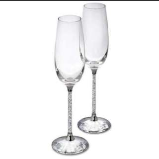 I-Primo 水晶玻璃祝酒杯